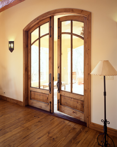 Preferred building products residential products for Wood stile and rail doors